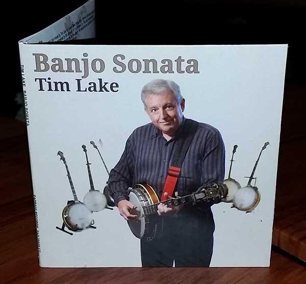 Dr. Tim Lake CD Graphics