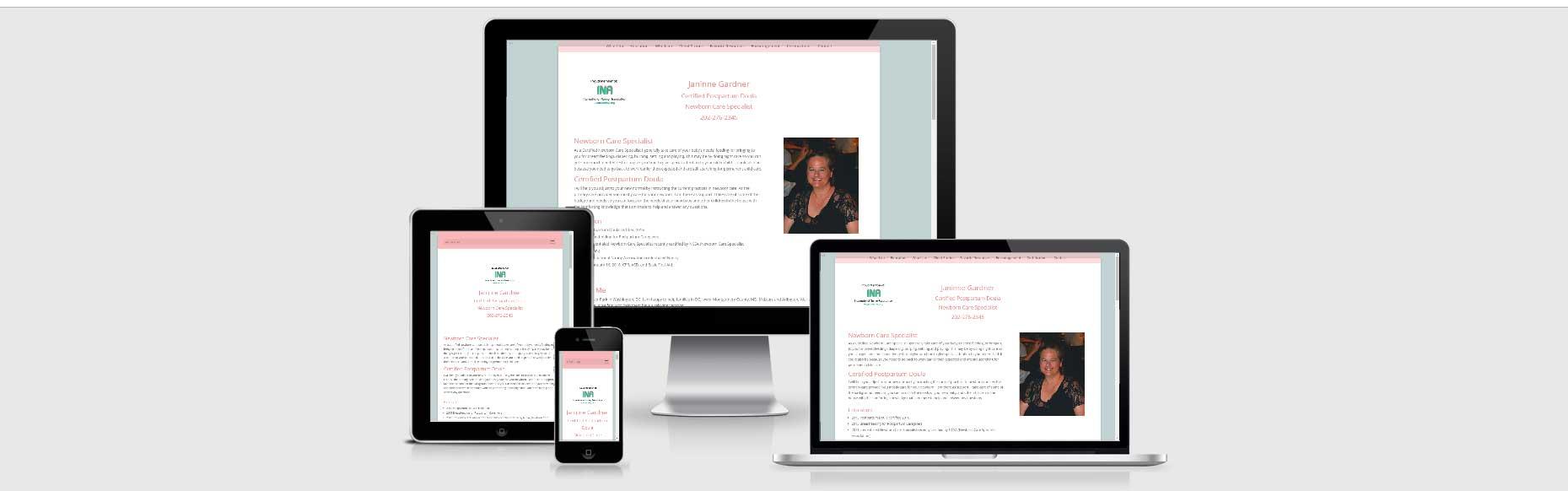ACI Machine Tool Sales, Inc. Web Design Portfolio